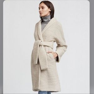 Reformation Sable coat